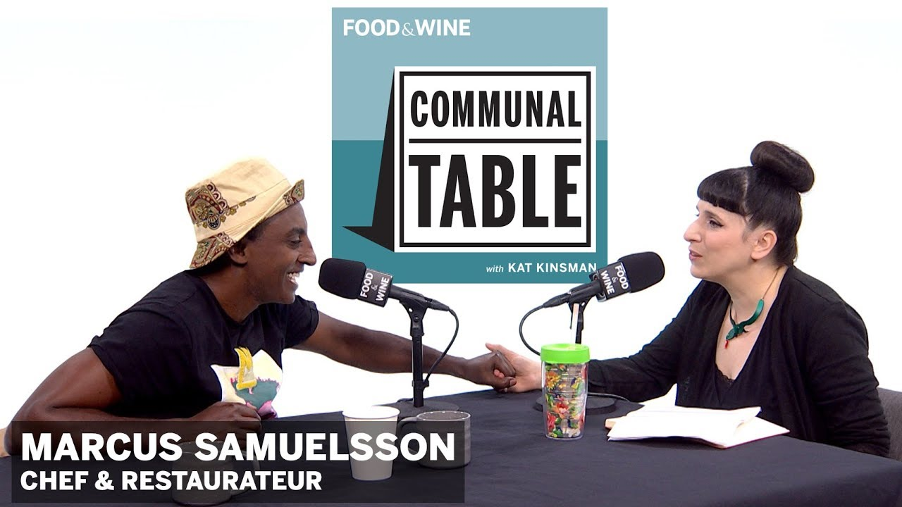 Marcus Samuelsson Talks About Blessings of Blackness | Communal Table | Food & Wine