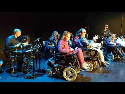 The Flamewhweels fra Skugs ti-års-jubileumskonsert, 12. desember 2017!