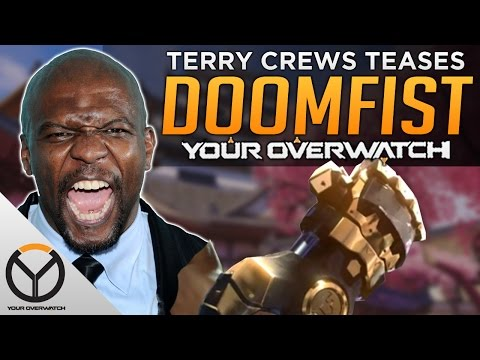 Overwatch: DOOMFIST IS COMING!? - Terry Crews Tease For E3!