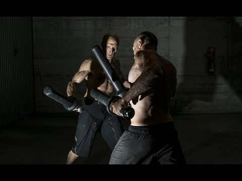 G-Force Fit-Combat: training with the FITSWORD