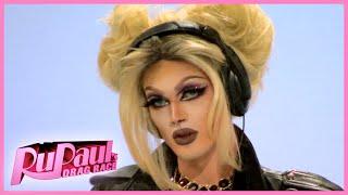 pearl inspired makeup tutorial  rupauls drag race