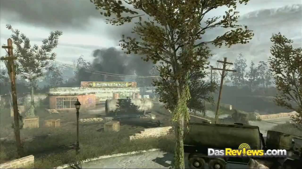 Sanhok Map Teaser Trailer: Call Of Duty Modern Warfare 2 Stimulus Map Pack Teaser