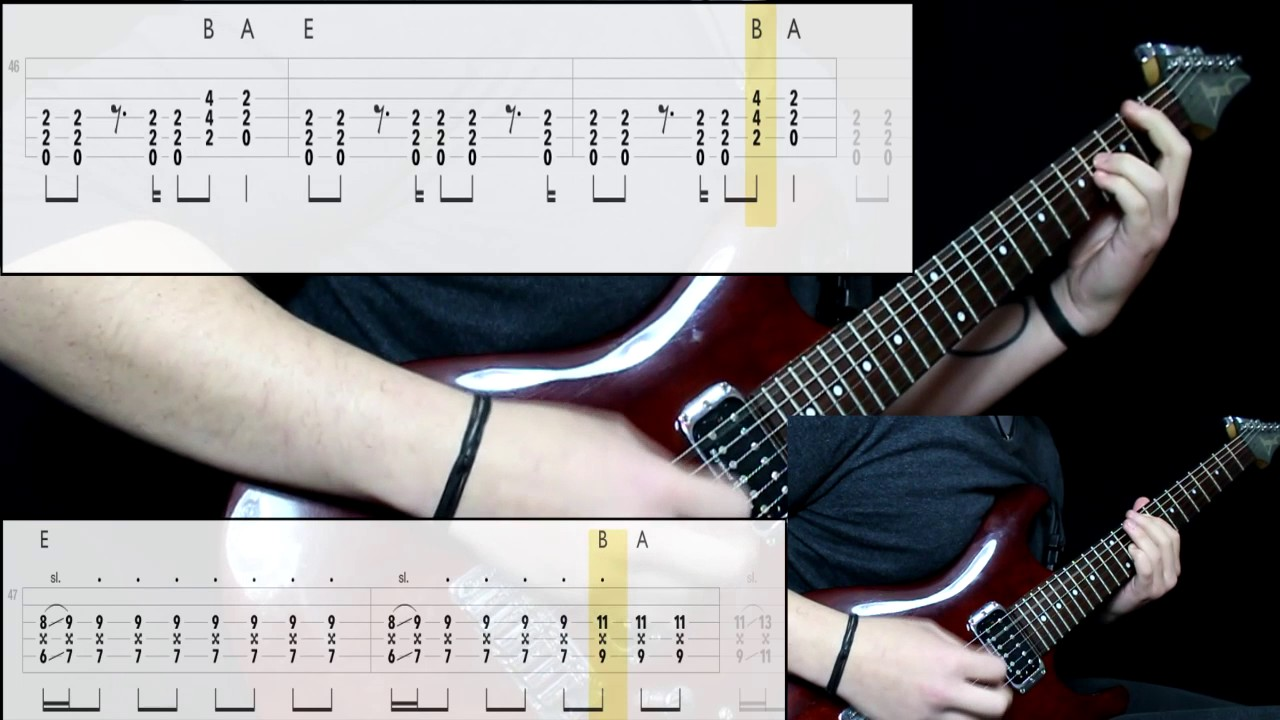 lit-my-own-worst-enemy-guitar-cover-play-along-tabs-in-video-coversolutions