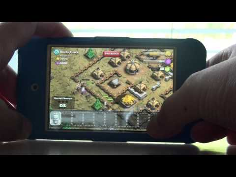 Clash Of Clans Ipod Touch Review