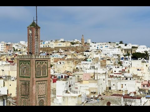 Tangiers, Morocco,  Sights and Sounds