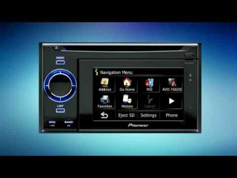 Pioneer AVIC-F310BT GPS Navigation Driver for Windows