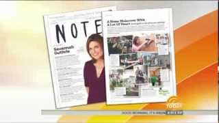 The Today Show Highlights Savannah Guthrie