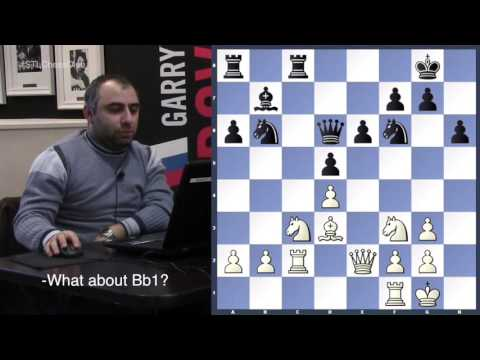 Anand vs. Gelfand | World Championship 2012 - GM Varuzhan Ak