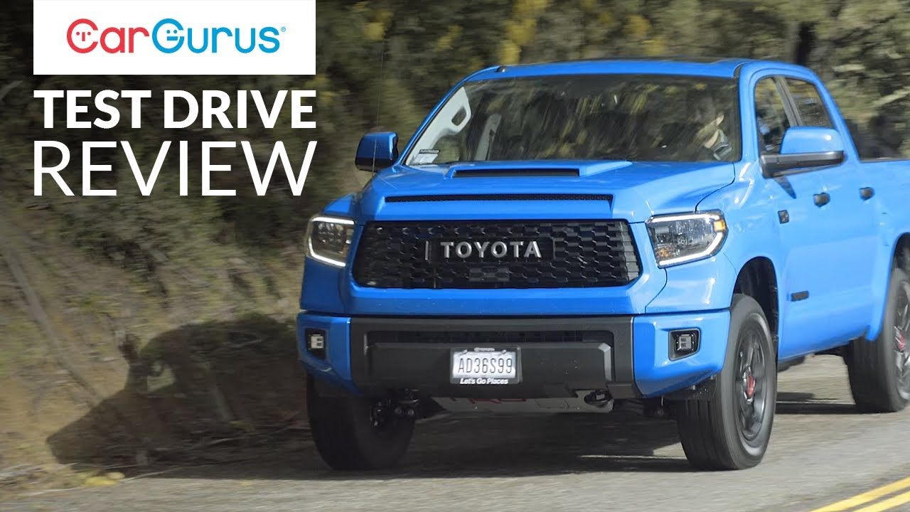2019 Toyota Tundra | CarGurus Test Drive Review