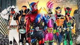 2017年12月9日ロードショー Japanese movie Kamen Rider Heisei Generat...