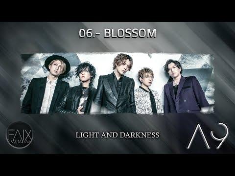 A9 -  BLOSSOM (Lyrics) Sub Español, English, Romaji