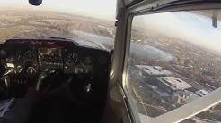 Boulder Municipal Airport (BDU) Touch-N-Go Landing