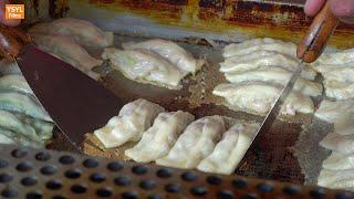 Pan-Fried Bun -Fried Dumpling - Taiwanese Street Food