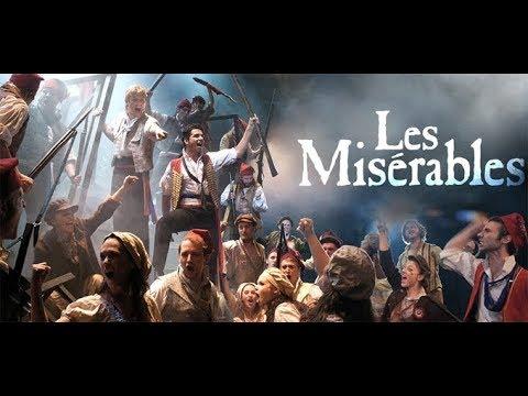 Les Miserables Bord Gais Energy Theatre Dublin REVIEW December 5  2018 - January 12 2019