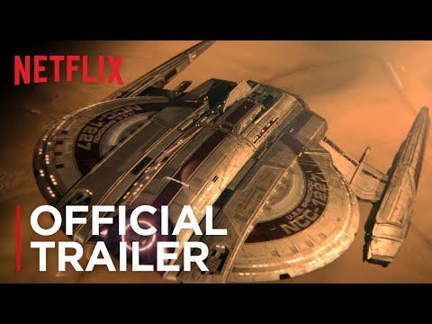 Thumbnail: Star Trek: Discovery | Official Trailer [HD] | Netflix