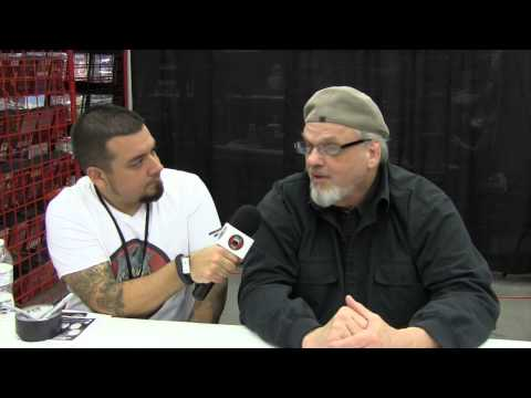 "Bill ""Leatherface 2"" Johnson interview from Scare-A-Con 2014"