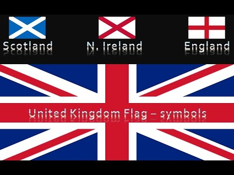 The meaning of United Kingdom Flag - Union Jack