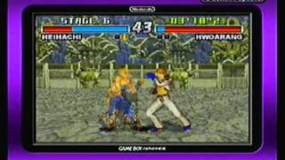 Tekken Advance Arcade Mode: Heihachi Mishima (In Memory of Daisuke Gori)