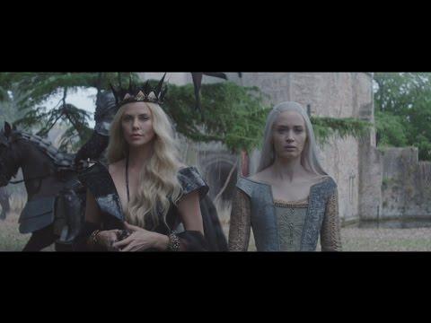 The Huntsman - Winter's War - Freya Says Goodbye To Ravenna (Deleted Scene)