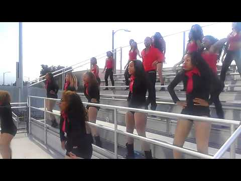 Hollywood High Drumline (D and K)