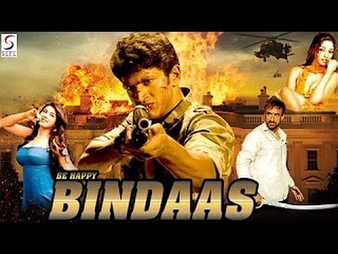 Bindaas Full South Indian Super Dubbed Action Film Hd Latest Movie 2015