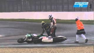 linksmiau.net per avarija motociklai susidraugavo tarpusavyje