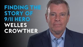 Tom rinaldi (espn reporter and author of the red bandanna) describes how he learned about welles crowther, a man who died rescuing others on 9/11. read about...