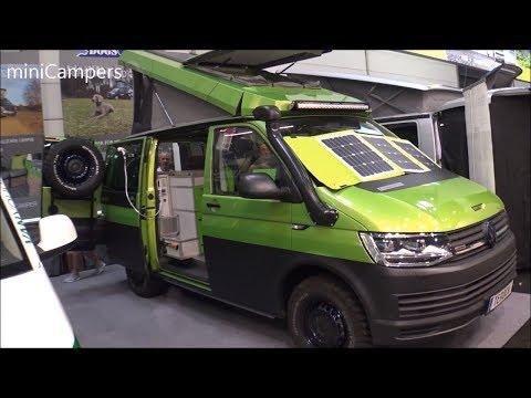 Volkswagen camper - Terock 2019