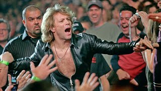 Bon Jovi | Legendary 2nd Night at Giants Stadium | New Jersey 2006