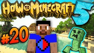 MONSTER INDUSTRIES EVENT! - How To Minecraft S5 #20