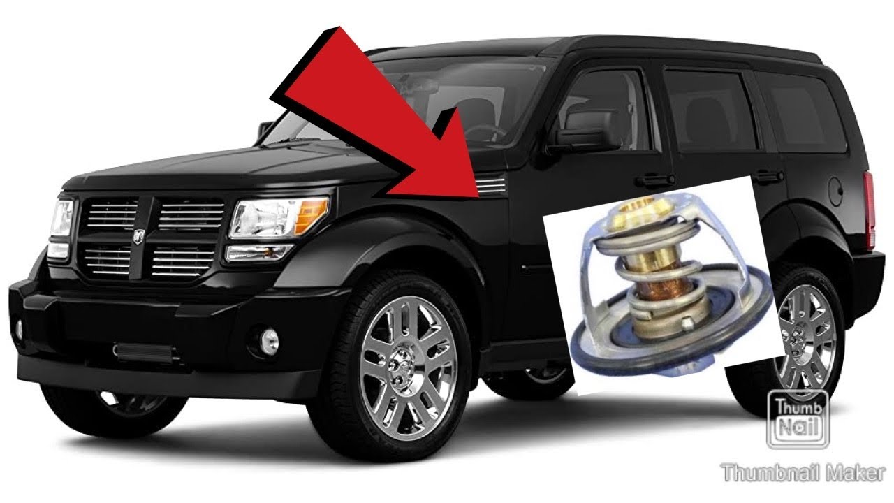 How To Replace Thermostat On A Dodge Nitro Dodge Nitro Forum