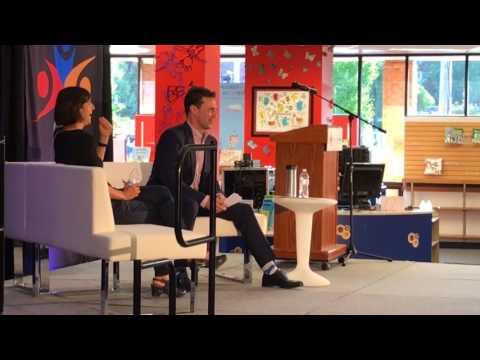 Jon Hamm answers audience questions