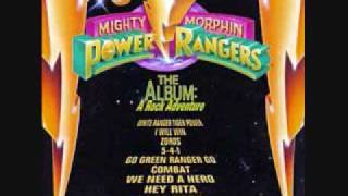 Mighty Raw-Go Go Power Rangers (Long Version)