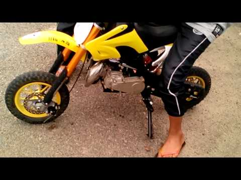 Mini Motocross bike