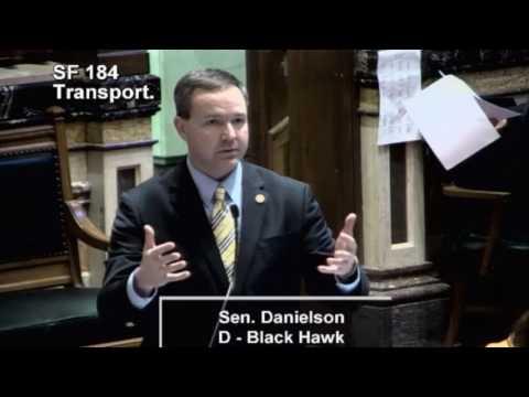 "Supercut of the ""Buy American"" debate in the Iowa Senate"