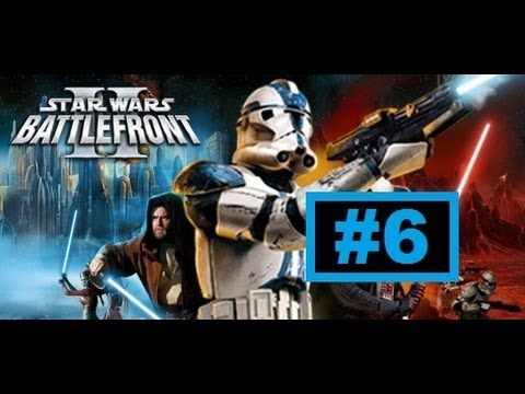 Star Wars: Battlefront II - 06 GENERAL KENOBI HERE!