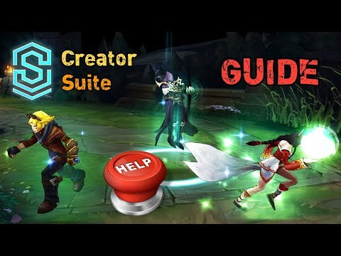 Rock3tt - How to Use Creator Suite Camera Tool Guide | League of Legends
