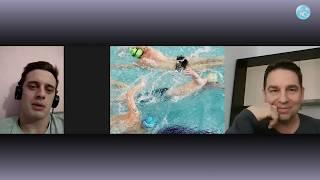 Заплыв в бассейне на 60 км!
