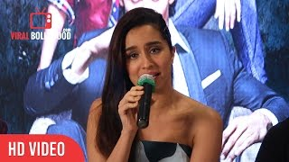 Shraddha Kapoor Full Speech | Get Ready To Fight Video Song Launch | BAAGHI