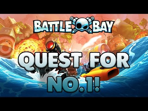 BATTLE BAY - ATTEMPTING TO FINISH FIRST IN THE SEASON