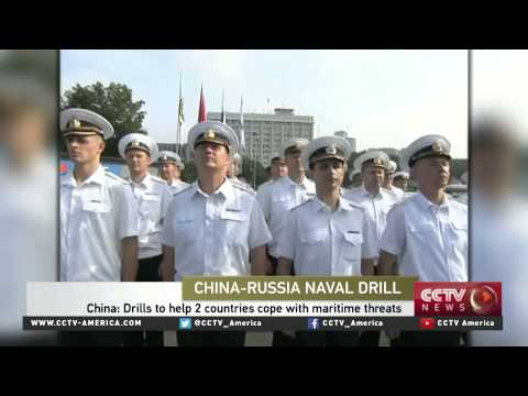 East Asia expert Christopher Yung on China-Russia joint naval drill