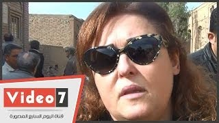 بالفيديو.. الفنانة نهال عنبر تكشف السر وراء اختفاء ثروة زيزى البدراوى