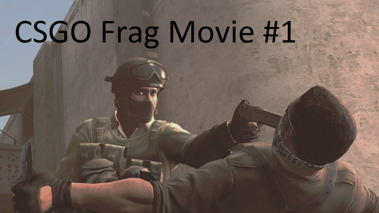 how to make csgo frag movie