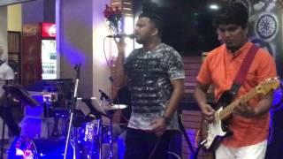 "Goan Band ""Rhythm n Blues"" - Thinking out Loud #SundayJamUp @ Valonia"