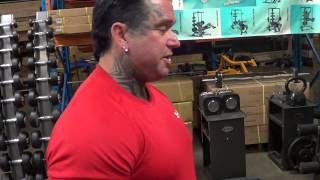 ARMS Arnold's Triceps Exercise