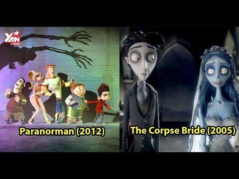 Top 7 Phim Hoạt Hình Kinh Dị Dành Cho Dịp Halloween || Những Điều Kỳ Thú