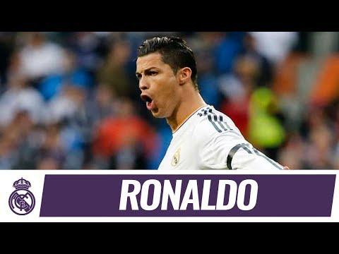 Cristiano Ronaldo's stunning brace against Osasuna (26/04/2014)