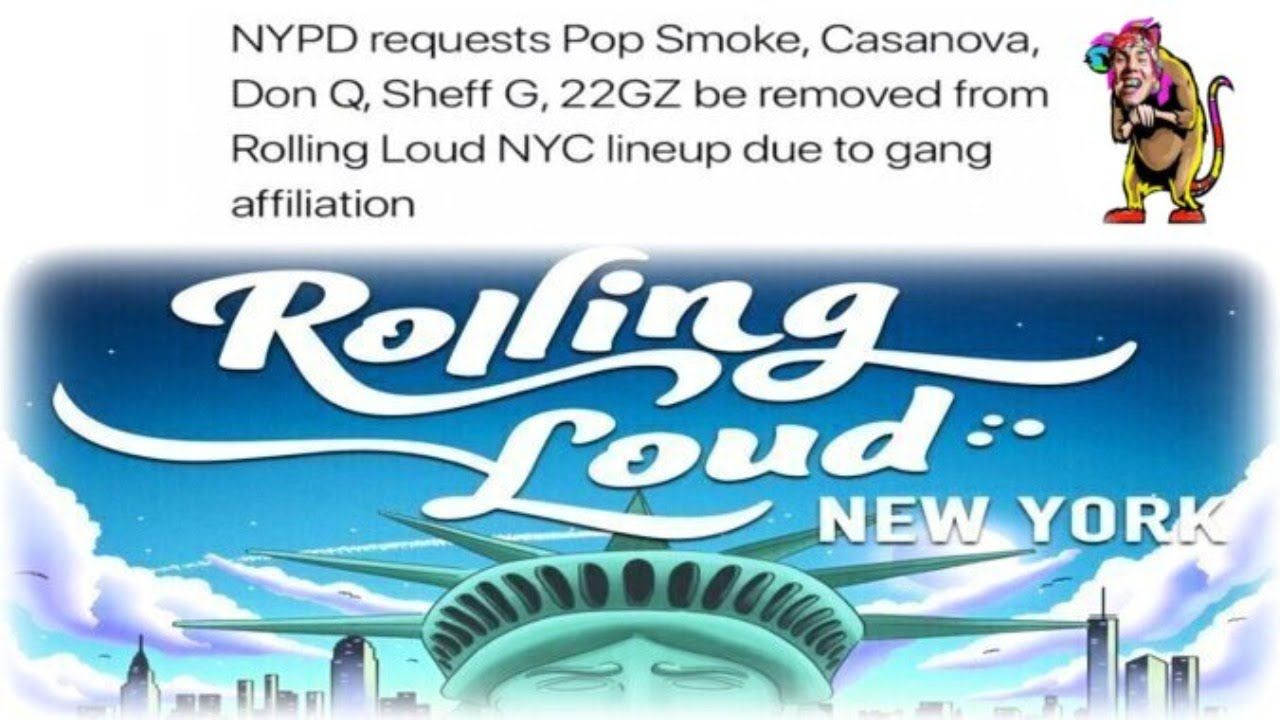 Tekashi 6ix9ine Is The Reason NYC Artists Were Stopped By NYPD From Performing At Rolling Loud