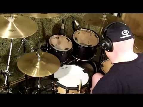 Underoath -Reinventing Your Exit (Drum Cover) Dean Minerva