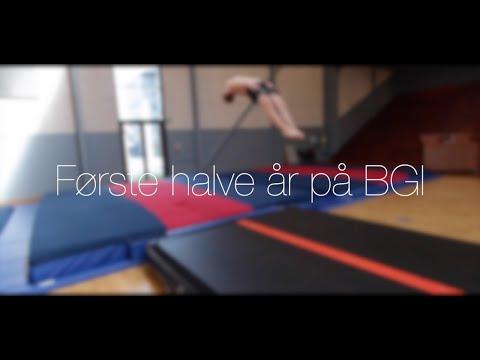Dirch Jørgensen - Første halve år på BGI